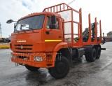 Сортиментовоз на базе КАМАЗ-65111